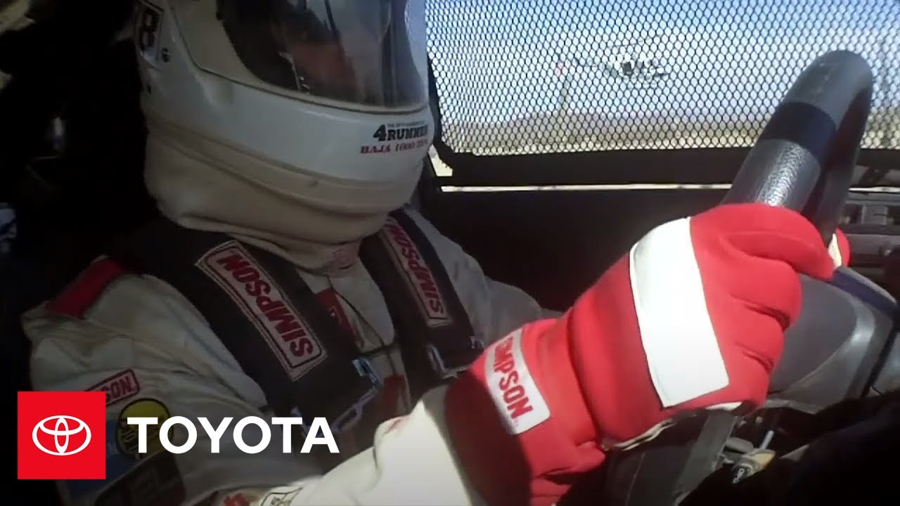 From Rubicon to Baja: The Race with the 4Runner — Toyota Racing | Toyota
