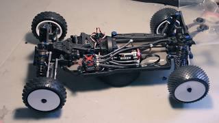 Gambar cover Team Associated B64 (After Build Thoughts)