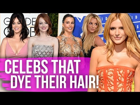 Thumbnail: 11 Celebs You Didn't Know Dye Their Hair! (Dirty Laundry)