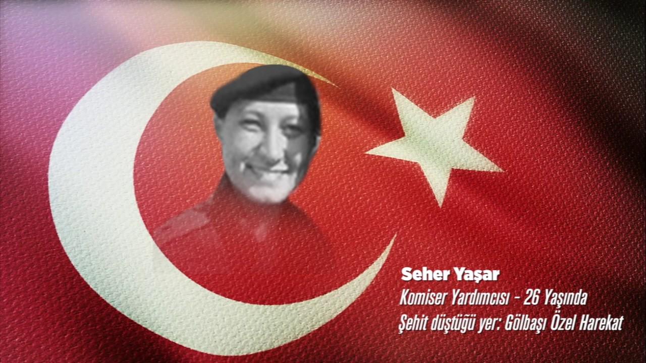15 Temmuz Şehidi Seher Yaşar