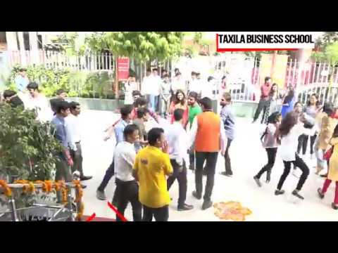 Independence Day Celebration 2017: TAXILA BUSINESS SCHOOL