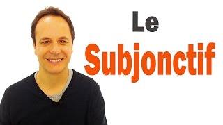Subjonctif en Français : Conjugaison 🤔