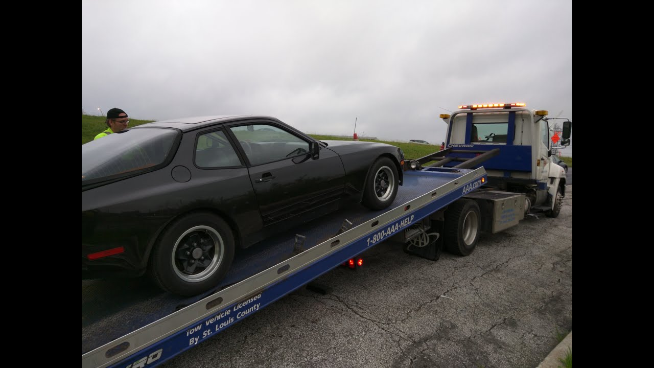 porsche 944 update fixing electrical problems [ 1280 x 720 Pixel ]