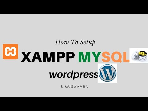 how-to-setup-wp-and-install-database-in-windows-10-with-xampp