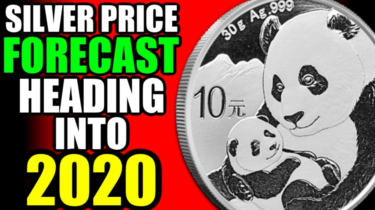 Silver Price Forecast for 2020!
