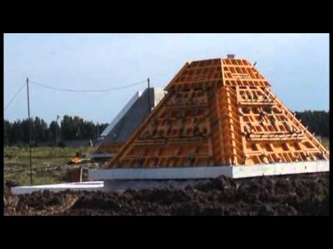 Pyramid and Community Project in Russia - Valery Uvarov