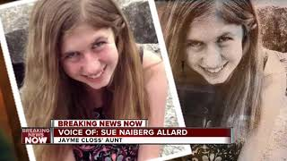 Jayme Closs' aunt: Her Christmas gifts are still waiting for her under the tree