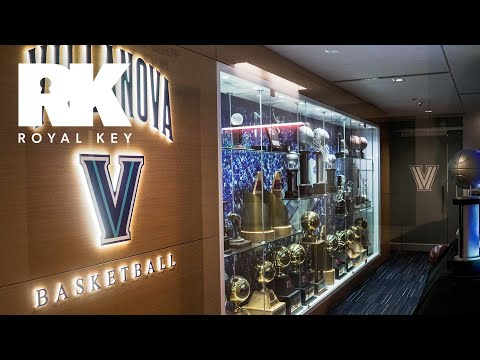 We Toured the Villanova Wildcats' Sneaker-Filled Basketball Facility
