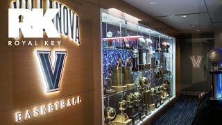 A Look at Villanova's Amazing Basketball Facility and 2016-17 Footwear