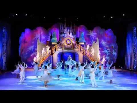 Osez rêver avec Disney Sur Glace