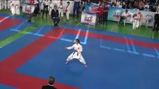 Каратисты Уссурийска выступили на крупных Всероссийских соревнованиях