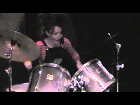 LAMBCHOPS drum solo in NYC's FAME on 42nd STREET
