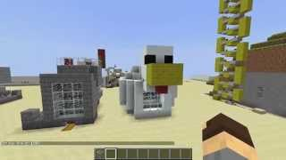 Minecraft Туториал: Автоматическая Ферма Куриц(Сегодня речь пойдет о постройке Автоматической фермы куриц в версии minecraft 1.7.9 Понравилось видео? Хочешь..., 2014-04-27T17:38:59.000Z)
