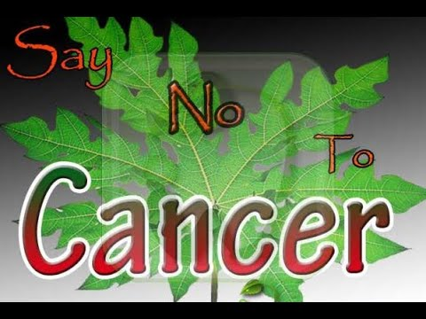 Modern Homeopathy for CANCER curative treatment