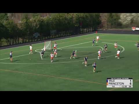 WLAX: Princeton's Fish Dubbed Defensive Player of the Week