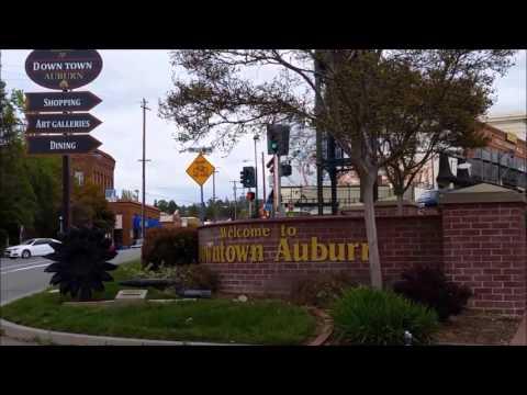 Work Trip: Auburn, CA
