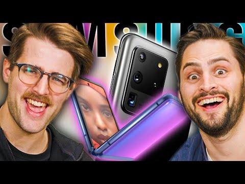 Samsung Unpacked 2020 was... actually good?l! TalkLinked #6