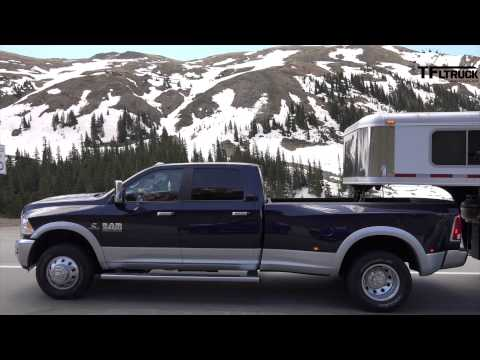 2014 Ram 3500 HD Dually takes on the Grueling Ike Gauntlet HD Towing Test