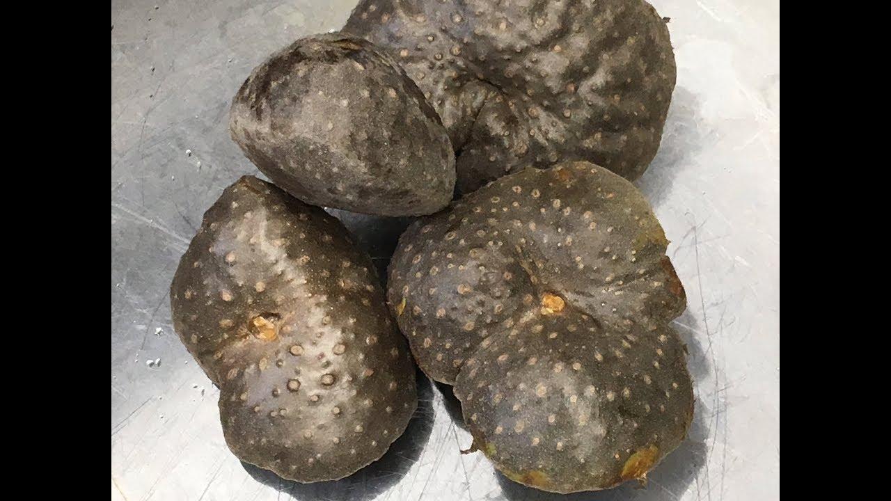 「宇宙芋」食べ方3品