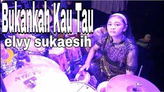 Bukankah Kau Tau (elvy sukaesih) vocal Aan shema New kendedes