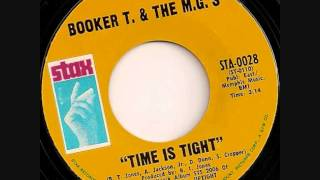 Booker T. & The MG's  -  Time Is Tight
