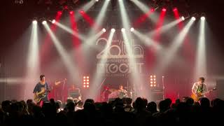 "PAN【BIGCAT ""thanx"" 20th Anniversary!! THE BACK HORN × PAN「今日だけ祭り」「天国ミュージック」】心斎橋BIGCAT 2019.7.24"