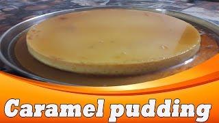 Caramel Pudding in tamil | Caramel Custard recipe | Sweet recipes