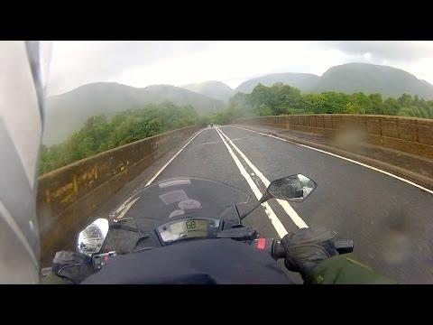 Ride Scotland - Heysham to Inverness - Days 1&2