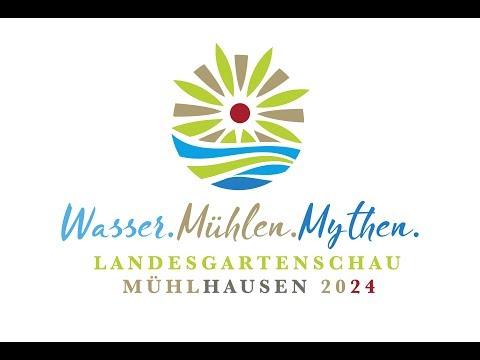 Mühlhausen - Bewerbungsfilm Landesgartenschau 2024