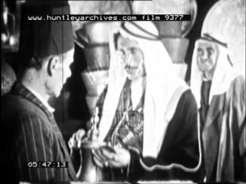 Life in the Middle East, 1950's -- Film 9377