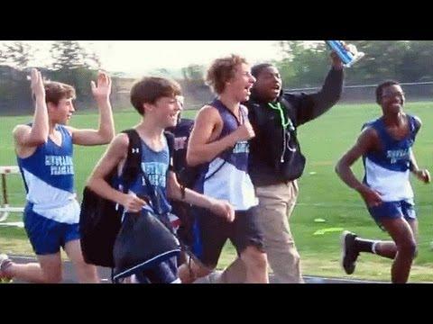 rhodes college track meet 2013