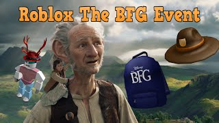 Roblox The BFG Event | How to get the BFG Backpack and Summer Camp Ranger Hat