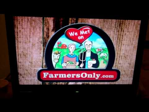 FarmersOnly.com Commercial - Dating Site for Rednecks from YouTube · Duration:  33 seconds
