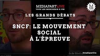SNCF: le mouvement social à l'épreuve