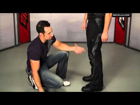 Alpinestars Tech ST Gore-Tex Pants Review at RevZilla.com