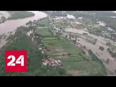 """""""Погода 24"""": циклоны по-прежнему терзают Дальний Восток - Россия 24"""