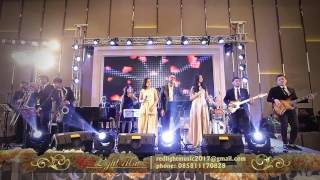 Earth, Wind & Fire - After The Love Has Gone Cover By Red Velvet Entertainment Live at WESTIN Hotel