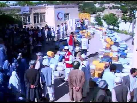 Aid to flood-victims of Sar-e-pul - کمک به سیلاب زده گان ولایت سرپل