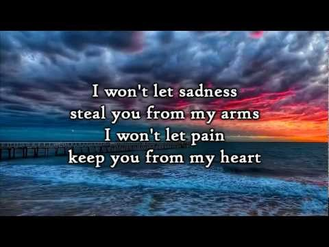 Matt Hammitt - All of Me (Lyrics)