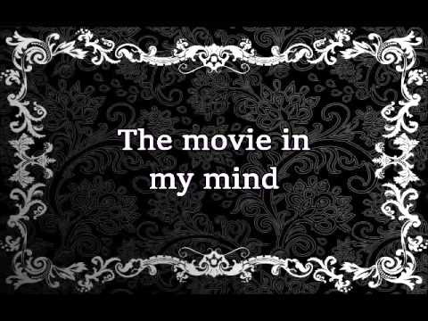 The Movie in my Mind karaoke in F# Minor (-3 pitch)