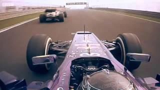 Sebastian Vettel F1 CHAMPION (Indian Grand Prix) - BBC Sport