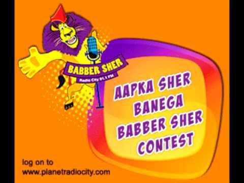 Babber Sher Funny Shayari - PlanetRadiocity