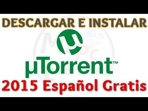 Descargar e instalar uTorrent gratis Windows | Descargar peliculas y series completas torrent