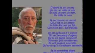 Philippe Clay - Les juifs
