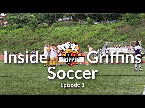What is it Like to be a College Soccer Player?   Inside Griffins Soccer   Episode 1