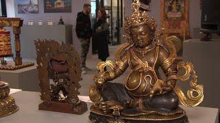 Выставка «Сокровища Гималаев»: буддизм как искусство