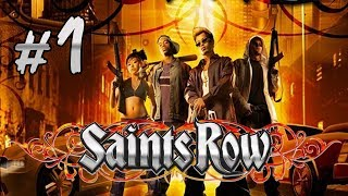 "Saints Row - Gameplay Walkthrough (Part 1) ""Canonized"""