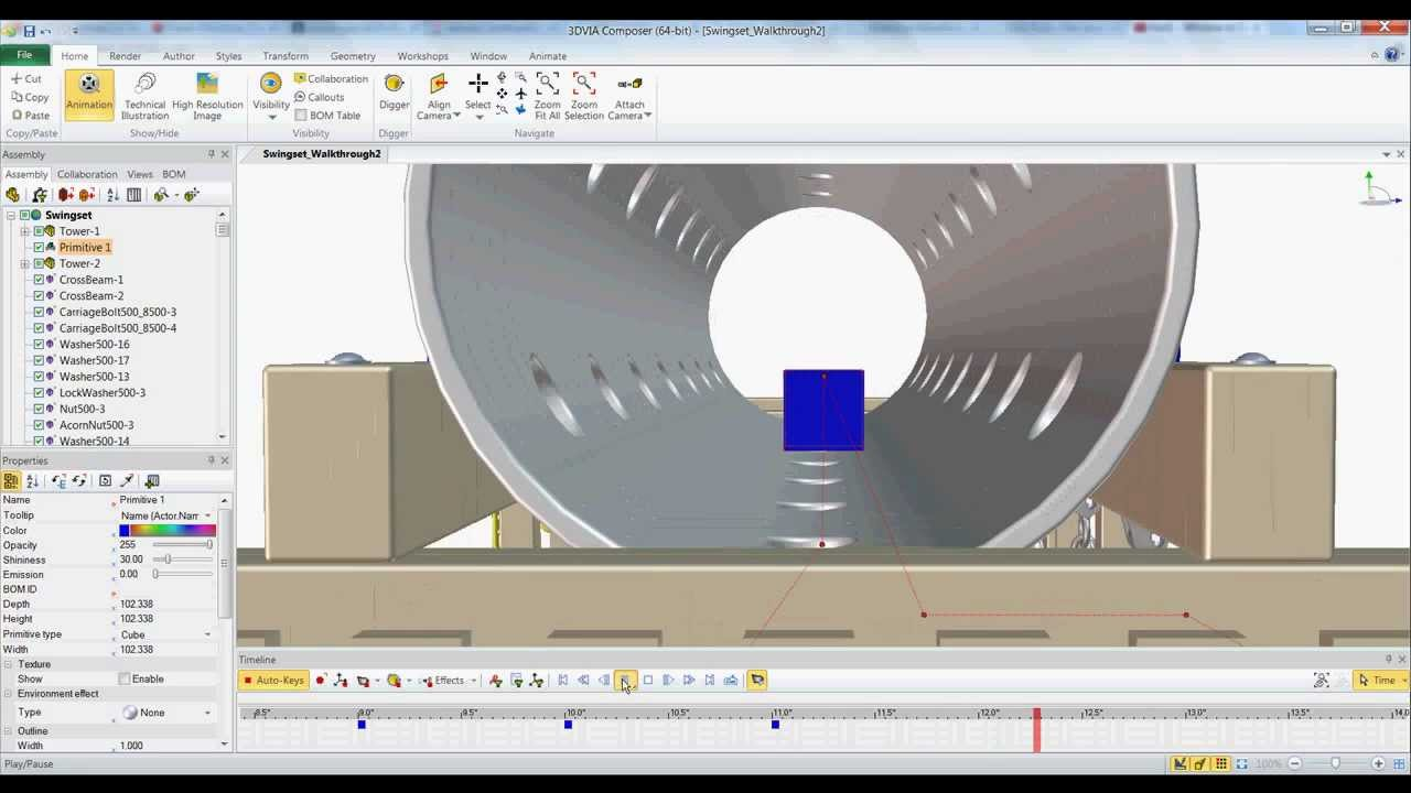 Progressive cut animation   solidworks tutorial youtube.
