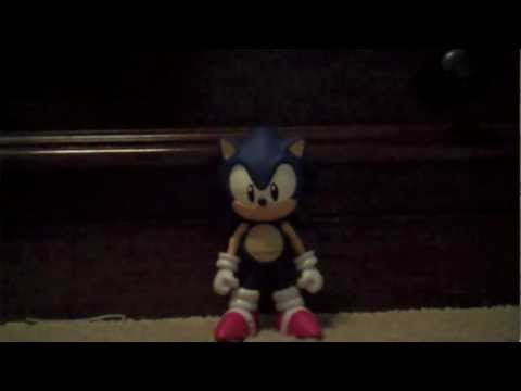 Jazwares 20th Anniversary 5 inch Classic Sonic figure Review