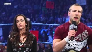 "Daniel Bryan - ""AJ Shut up."""